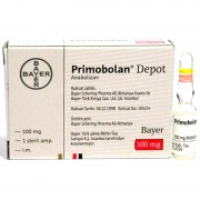 Bayer Schering Pharma Primobolan Depot 100 mg/ml 1 ml