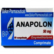 Balkan Pharmaceuticals Anapolon 50 mg 20 tab
