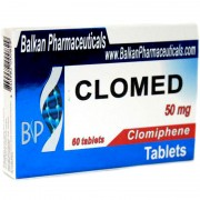 Balkan Pharmaceuticals Clomed 50 mg	20 tab