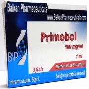 Balkan Pharmaceuticals Primobol 100 mg/ml 1 ml