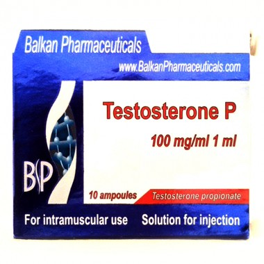 Balkan Pharmaceuticals Testosterone P 100 mg/ml 1 ml