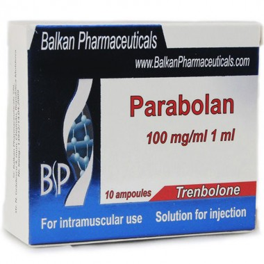 Balkan Pharmaceuticals Parabolan 100 mg/ml 1ml