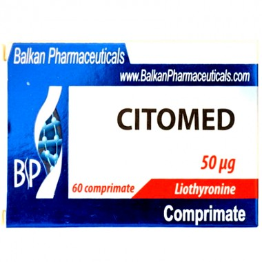 Balkan Pharmaceuticals Citomed 20 tabs 50 mcg