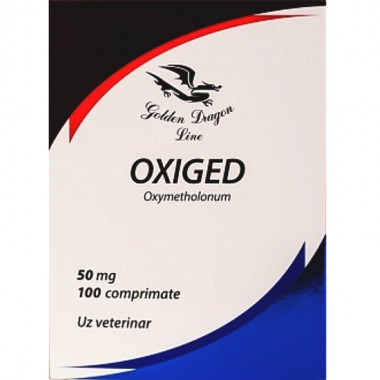 Euro Prime Pharmaceuticals Oxiged 50 mg 100 tab