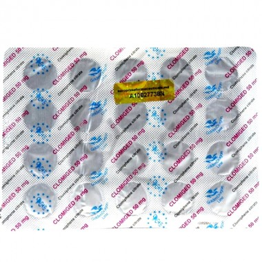 Euro Prime Pharmaceuticals Clomiged 50 mg 20 tab