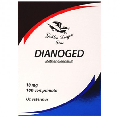Euro Prime Pharmaceuticals Dianoged 10 mg 100 tab