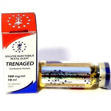 Euro Prime Pharmaceuticals Trenoged E 200 mg/ml 10 ml