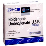 Zhengzhou Pharmaceutical Boldenone Undecylenate 250 mg/ml 1 ml