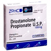 Zhengzhou Pharmaceutical Drostanolone Propionate 100 mg/ml 10 ml