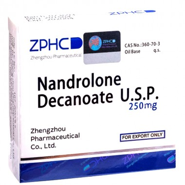Zhengzhou Pharmaceutical Nandrolone Decanoate 250 mg/ml 1 ml