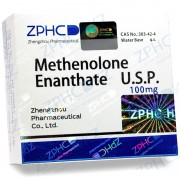 Zhengzhou Pharmaceutical Methenolone Enanthate 100 mg/ml 1 ml