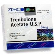 Zhengzhou Pharmaceutical Trenbolone Acetate 100 mg/ml 1 ml