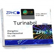 Zhengzhou Pharmaceutical Turinabol 10 mg 100 tab