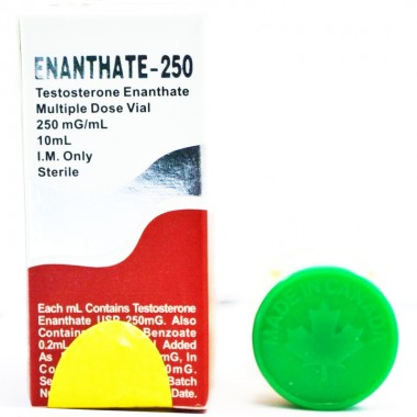 Canada Peptides Enanthate 250 mg/ml 10 ml