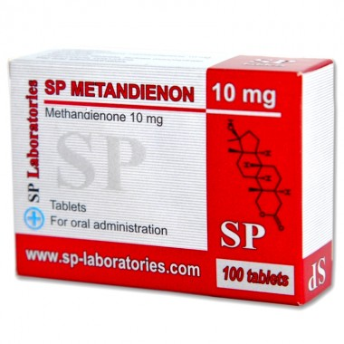 SP Laboratories Metandienon 10 mg 100 tab