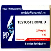 Balkan Pharmaceuticals Testosterone U 250 mg/4ml 4 ml
