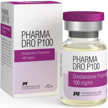 Pharmacom Labs PharmaDRO P 100 mg/ml 10 ml