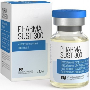 Pharmacom Labs Pharma SUST 300, 300 mg/ml 10 ml
