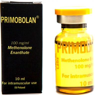 Espiral Labs Primobolan 100 mg/ml 10 ml