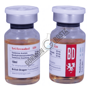 British Dragon Pharmaceuticals Tri-Trenabol 200 mg/ml 10 ml