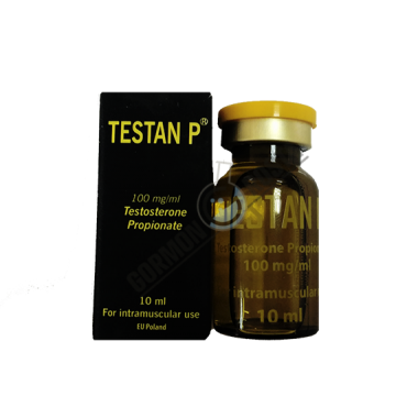 Espiral Labs Testan P 10 ml x 100 mg