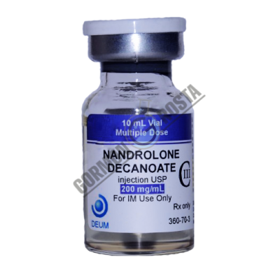 Deum Decabol 200 mg/ml 10 ml