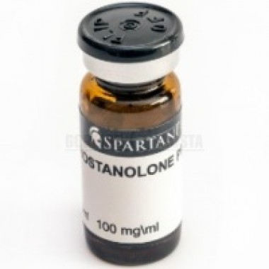 Spartan Pharm Drostanolone Propionate 100 mg/ml 10 ml
