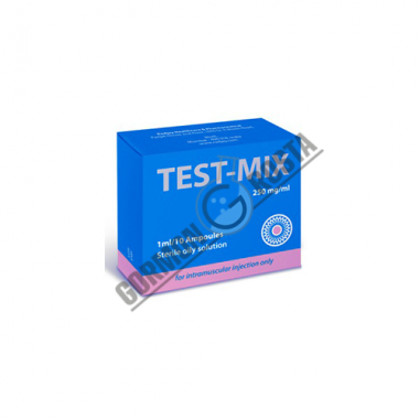 Radjay Pharmaceuticals Test Mix 250 mg/ml 10 ml