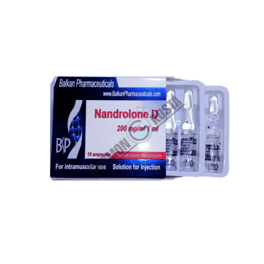 Balkan Pharmaceuticals Nandrolone D 200 mg/ml 1 ml
