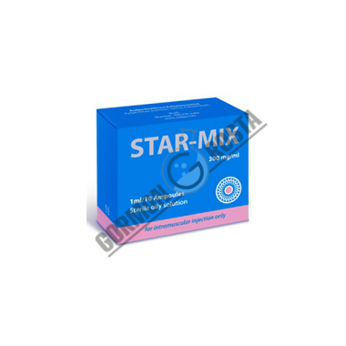 Radjay Pharmaceuticals Star Mix 300 mg/ml 10 ml