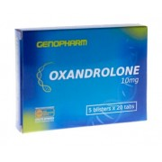 Genopharm Oxandrolone 10 мг 100 таб
